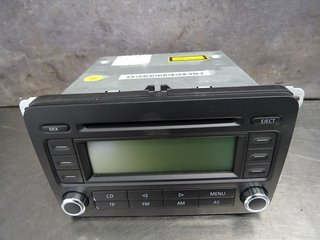Radio CD / Multimediapanel - VW Golf, e-Golf -06 1K0035186AN
