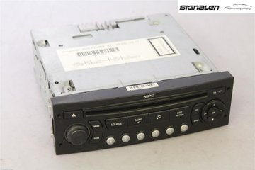 Radio CD / Multimediapanel - Citroen Berlingo -09 16 142 014 80 7647179394 9664513277