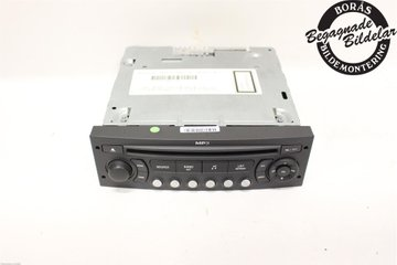 Radio CD / Multimediapanel - Citroen C5 -08 6579PZ  9664513277