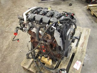 Motor Diesel - Ford S-MAX -09 1869763 RM3M5Q-6006-BB