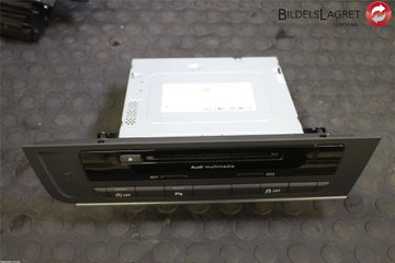 Radio CD / Multimediapanel - Audi A6, S6 -16 4G1035182A  4G1035182A