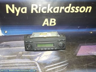 Radio CD / Multimediapanel - VW Crafter, e-Crafter -12 9068200079