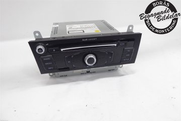 Radio CD / Multimediapanel - Audi A4 Allroad -13 8R1035186F  8R1035186F