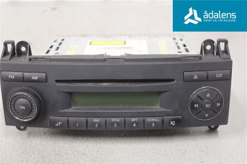 Radio CD / Multimediapanel - VW Crafter, e-Crafter -12 2E0057163G