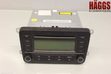 Radio CD / Multimediapanel - VW Passat -06 1K0035186R RCD300