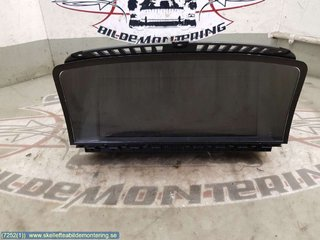 Kontrolldisplay - BMW 7-Series -02 65 82 6 929 507  65826923811
