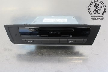Radio CD / Multimediapanel - Audi A6, S6 -13 4G0035182LX  4G0035182L