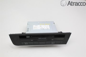 Radio CD / Multimediapanel - Audi A6, S6 -12 4G0035182LX  4G0035182K