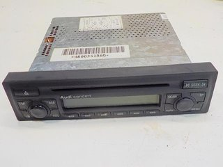 Radio CD / Multimediapanel - Audi A6 Allroad -03 4B0035186Q 9,18423-6151
