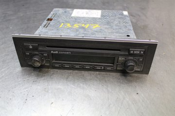 Radio CD / Multimediapanel - Audi A4, S4 -06 8E0035186D 9183978251