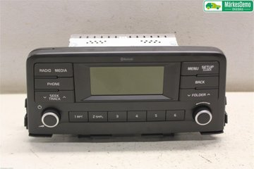 Radio CD / Multimediapanel - KIA Picanto -17 96150G6280ASB  96150G6280ASB