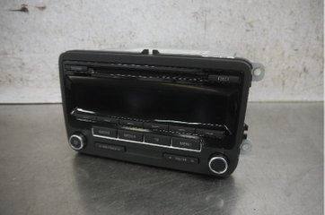 Radio CD / Multimediapanel - VW Caddy -13 1K0035186AN