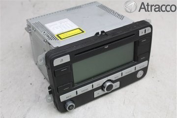 Radio CD / Multimediapanel - VW Touran -09 1K0035191DX  1K0035191D