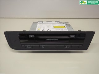 Radio CD / Multimediapanel - Audi A6, S6 -17 4G1035044G  4G1035044G