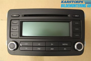 Radio CD / Multimediapanel - VW Jetta -06 1K0035186PX 1K0035186P 1K0035186P