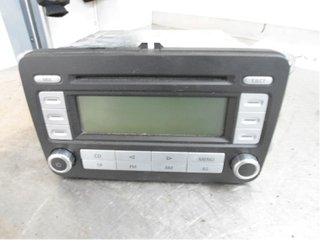 Radio CD / Multimediapanel - VW Caddy -07  RCD300 1K0035186T