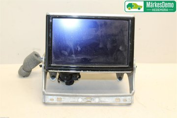 Multifunktionsdisplay - Audi A8, S8 -11 4H0 857 273 C  4H0857273