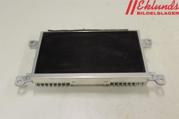 Radio CD / Multimediapanel - Audi A4, S4 -11  TJ065NP04AA 8T0919603F