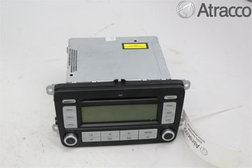 Radio CD / Multimediapanel - VW Passat -08   1K0035186AD