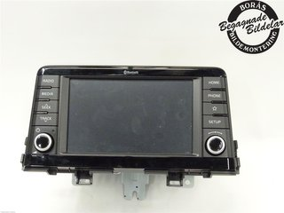 Radio CD / Multimediapanel - KIA Picanto -18 96160G6420ASB  96160G6420ASB