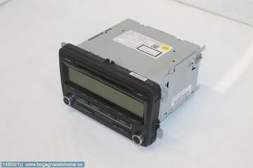 Radio CD / Multimediapanel - VW Transporter/Caravelle -11 5M0057187AX,5M0 057 187 AX  5M0035186AA