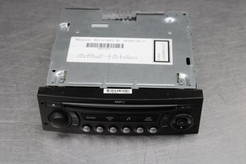 Radio CD / Multimediapanel - Citroen Berlingo -08 9664513277