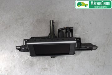 Radio CD / Multimediapanel - Audi A6, S6 -17 4G5919607D 4G5919607D 4G5919607D