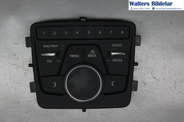 Radio CD / Multimediapanel - Audi A4, S4 -17 8W0919614N  8W0919614N