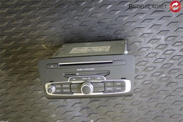 Radio CD / Multimediapanel - Audi A1 / S1 -17 8XA035183F  8XA035183F