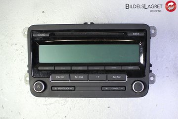 Radio CD / Multimediapanel - VW Caddy -11 1K0035186AA BP7647201360