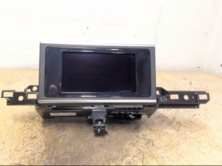 Multifunktionsdisplay - Audi A6, S6 -14  923242 112 4G1919601T
