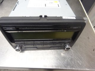 Radio CD / Multimediapanel - VW Golf, e-Golf -11 1K0035186AA