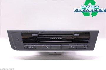 Radio CD / Multimediapanel - Audi A6, S6 -14 4G0035666L