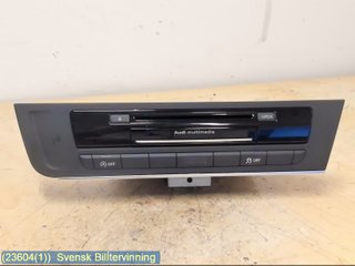 Radio CD / Multimediapanel - Audi A6, S6 -12 4G0035666EX HS9426 4G0035666C