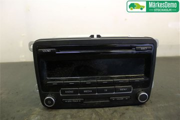 Radio CD / Multimediapanel - VW Polo -13 5M0035186J  5M0035186J