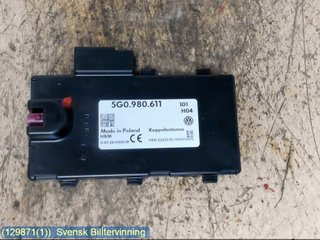 Antenn - VW Caddy -17 5G0980611  5G0980611