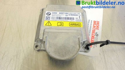 Airbag Styrenhet - BMW 5-Series -12  0 265 020 196