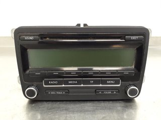 Radio CD / Multimediapanel - VW Transporter/Caravelle -11 5M0057187AX 7647202360 5M0035186AA