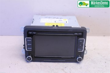 Radio CD / Multimediapanel - VW Golf, e-Golf -11 3C8035190  3C8035190