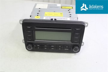 Radio CD / Multimediapanel - VW Passat -06  RCD500 3C0057195A
