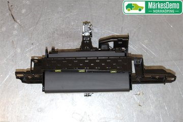 Multifunktionsdisplay - Audi A6, S6 -17 4G0919603B  4G1919601T