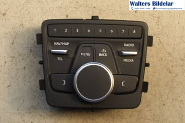 Radio CD / Multimediapanel - Audi A5 -17 8W0919614N  8W0919614N