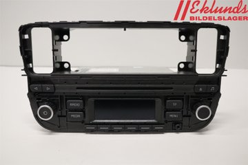 Radio CD / Multimediapanel - VW UP!, E-UP! -13   1S0035156A