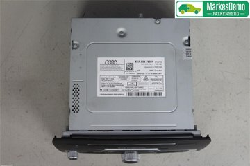 Radio CD / Multimediapanel - Audi A1 / S1 -15 8XA035193A  8XA035193A