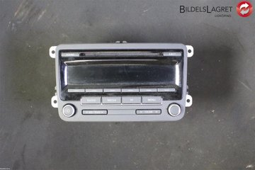 Radio CD / Multimediapanel - VW Golf Plus / Cross Golf -13 5M0057186JX  5M0035186J