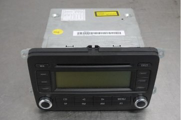 Radio CD / Multimediapanel - VW Passat -06 1K0035186AN