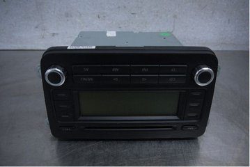 Radio CD / Multimediapanel - VW Caddy -06 1K0035186AN
