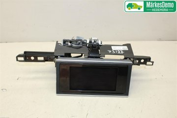 Radio CD / Multimediapanel - Audi A6, S6 -13 4G0919603B  4G1919601Q