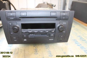 Radio CD / Multimediapanel - Audi A6, S6 -02  4B0035195H