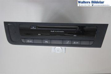 Radio CD / Multimediapanel - Audi A7 -11 4G0035182LX  4G0035182G